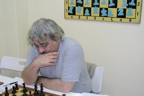 """Ο Νίκος Σκαλκώτας στο 1ο τουρνουά του ΣΟΝΦ """"Φθινόπωρο 2008"""""""